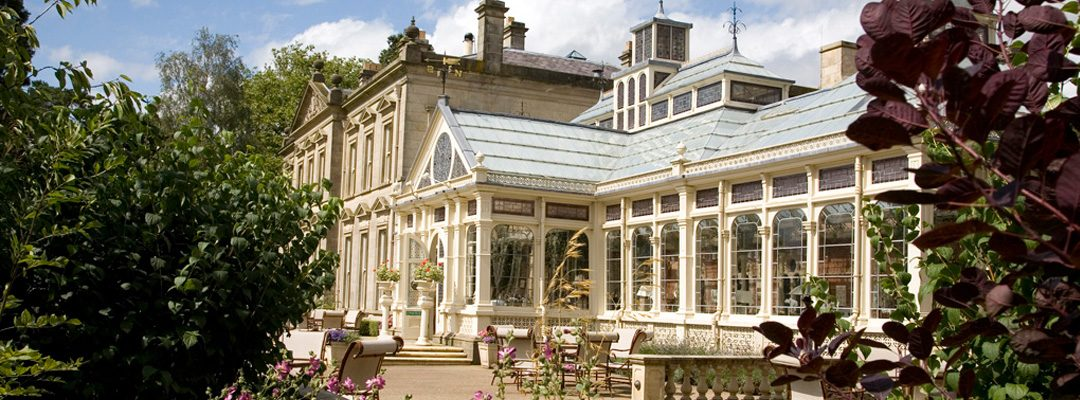 Now Proud Recommended Suppliers at Kilworth House Hotel, Leicestershire