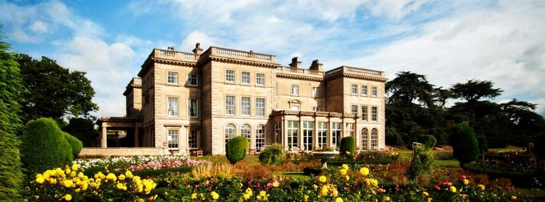 Prestwold Hall Spring Wedding Fair