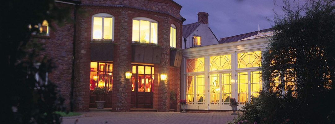 Quorn Country Hotel Wedding Evening
