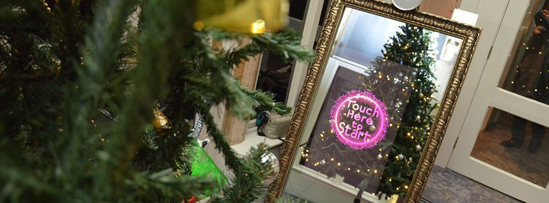 Magic Mirror Hire at Ladywood Estate, Oakham