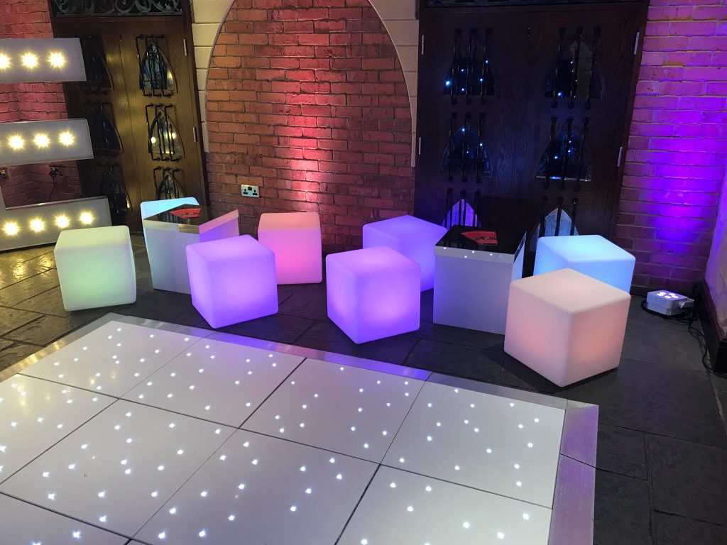 kilworth house led dancefloor