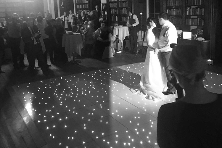 Dance Floor Hire Leicester Leicestershire