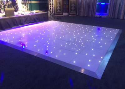 Dance floor hire in Loughborough
