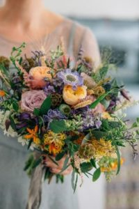 Wedding Bouquet kindred photography