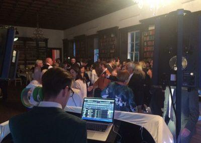 Donington Hall DJ