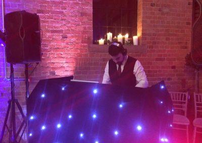 Carriage Hall Wedding DJ, Derbyshire