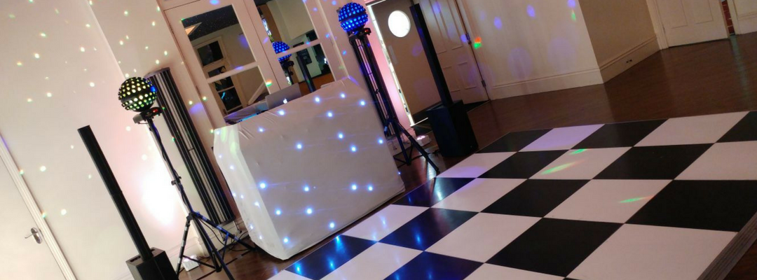 Wedding DJ at Shottle Hall