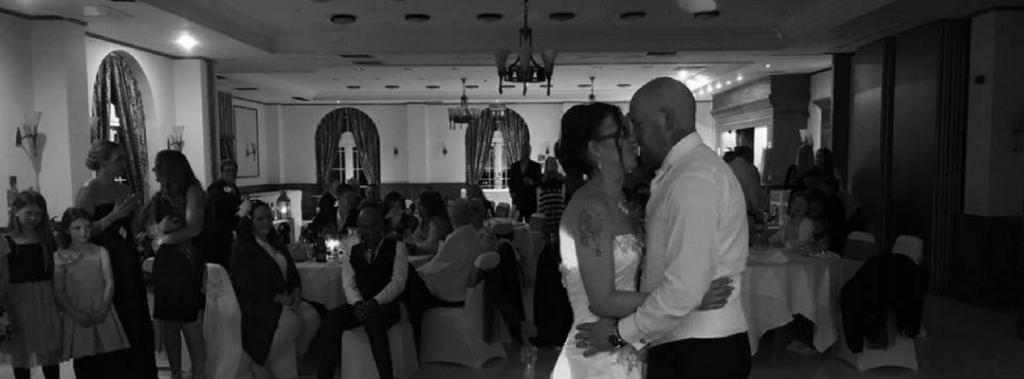 Wedding DJ at Quorn