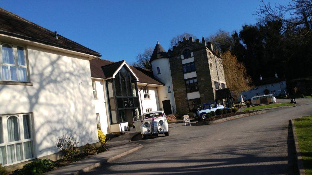 Priest House Hotel, Derbyshire