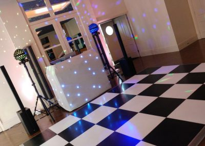 Dance Floor Hire in Derby
