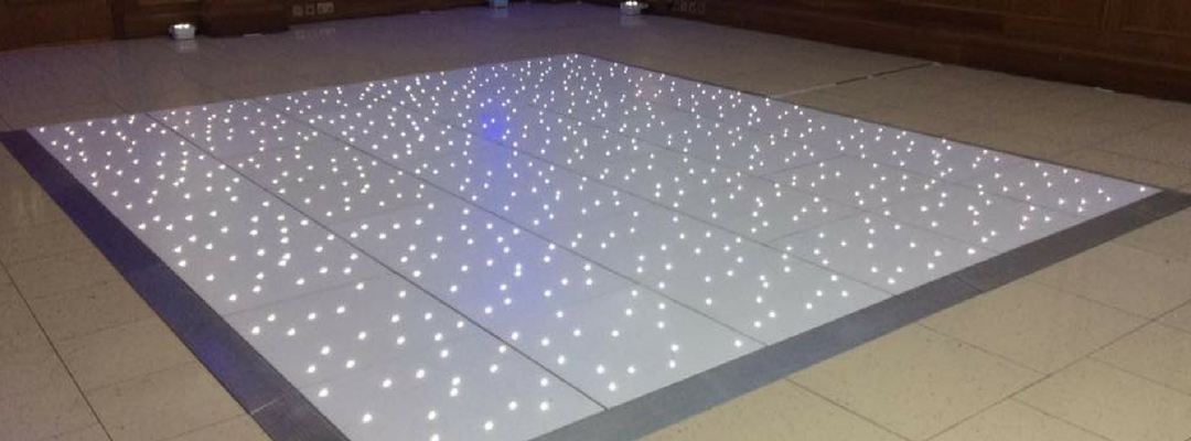 Dance Floor Hire Leicestershire