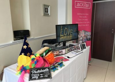 Quorn Country Hotel Wedding Open Evening - Jackstar