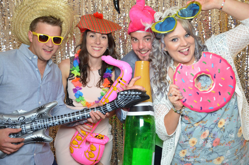 Jackstar photo booth hire fun
