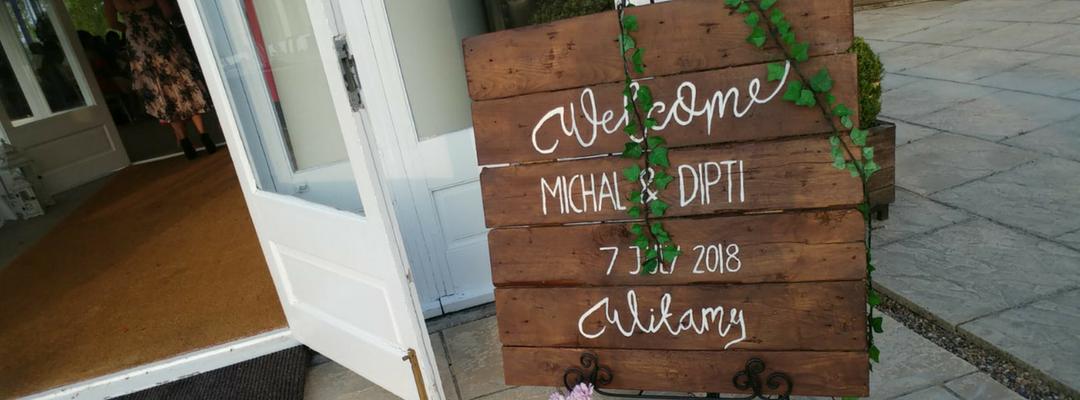Dipti & Michal's Wedding at Keythorpe Manor