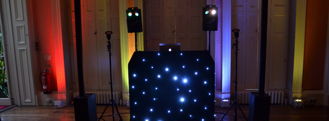 Prestwold Hall – Wedding DJ