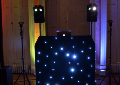 Prestwold Hall Wedding DJ