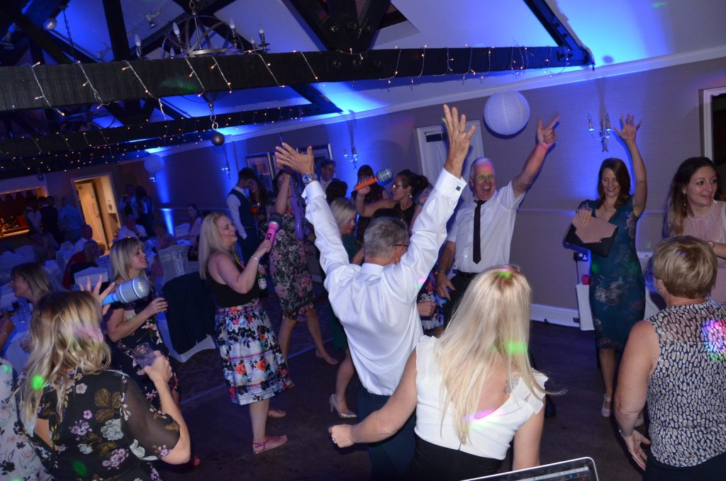 Wedding DJ - The Priest House Hotel