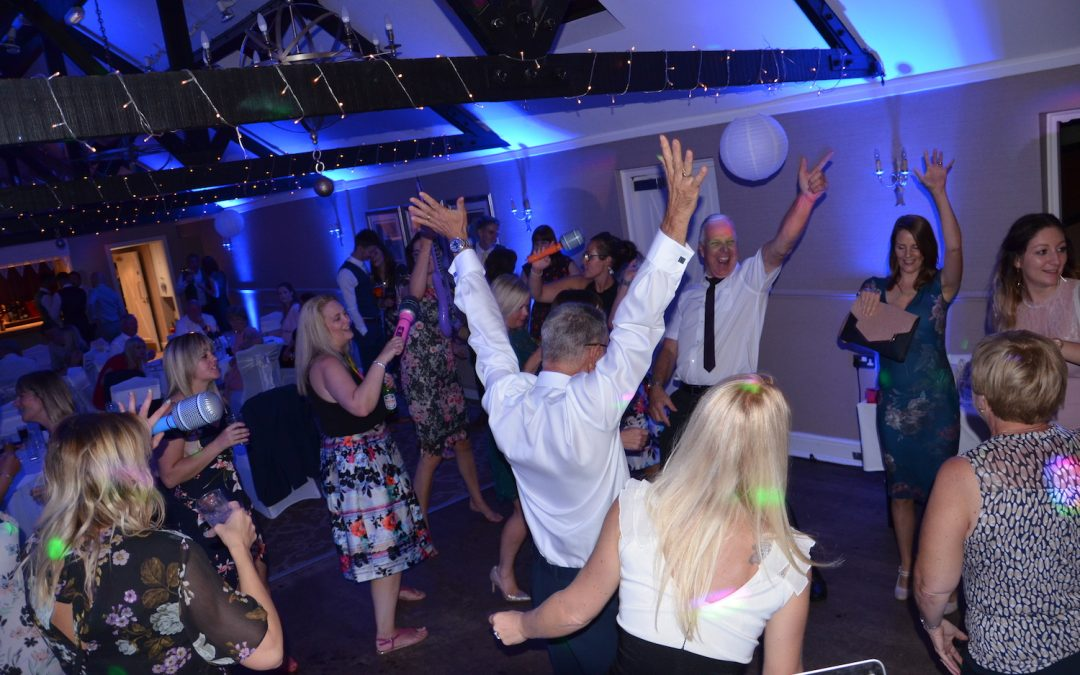 Hire our Award-Winning Wedding DJs in Nottingham