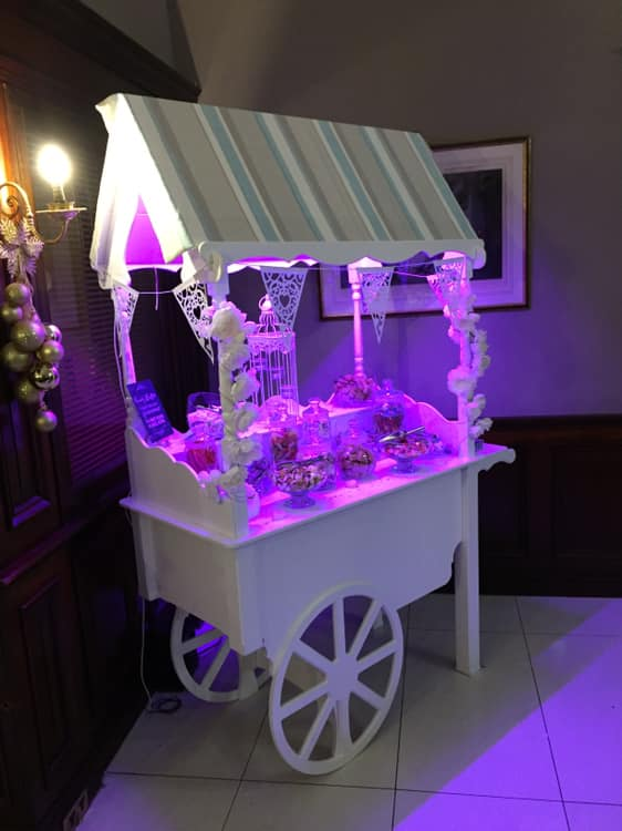 My Sweet Cart - Quorn Country Hotel