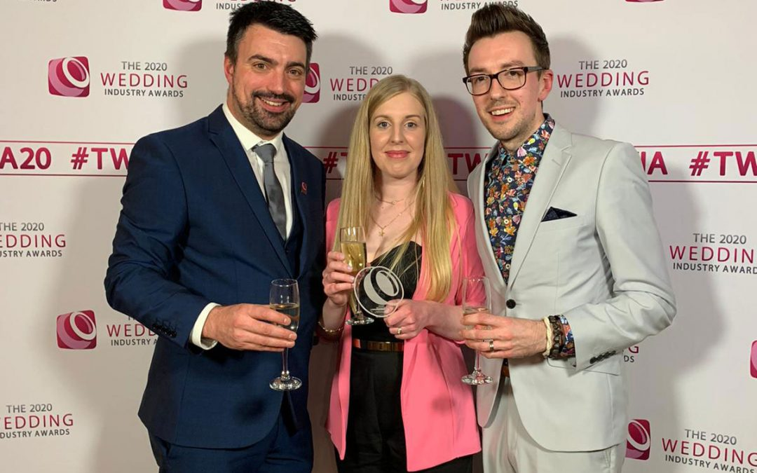 Wedding Industry Awards jackstar weddings