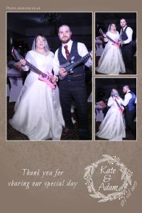 Kate & Adam - Ansty Hall Wedding