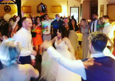 Bride & Grooms Last Dance at Wedding in Leicestershire