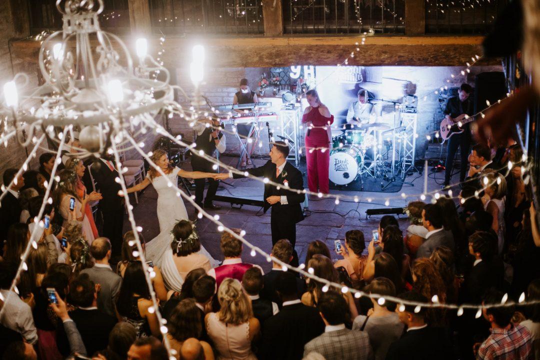 Wedding Party Family Dances
