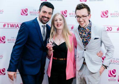 Wedding Industry Awards - Wedding DJ of the Year 2020