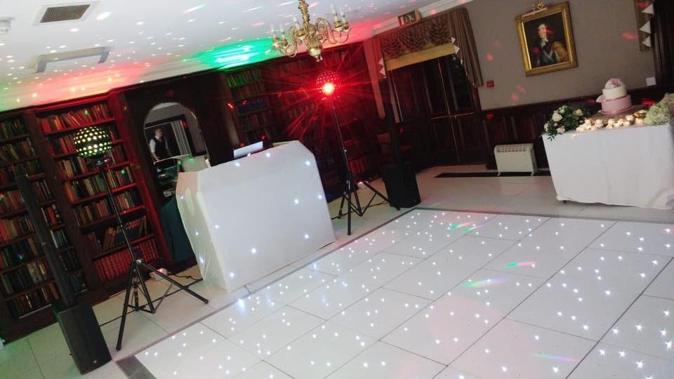 Loughborough wedding DJ Services at Quorn