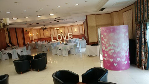 Wedding reception at Quorn Country Hotel
