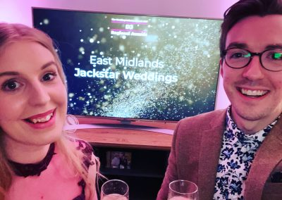 East Midlands Wedding DJ of the year 2021