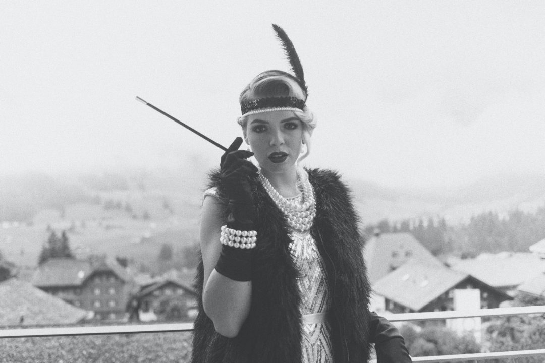 Gatsby Theme Wedding Inspiration