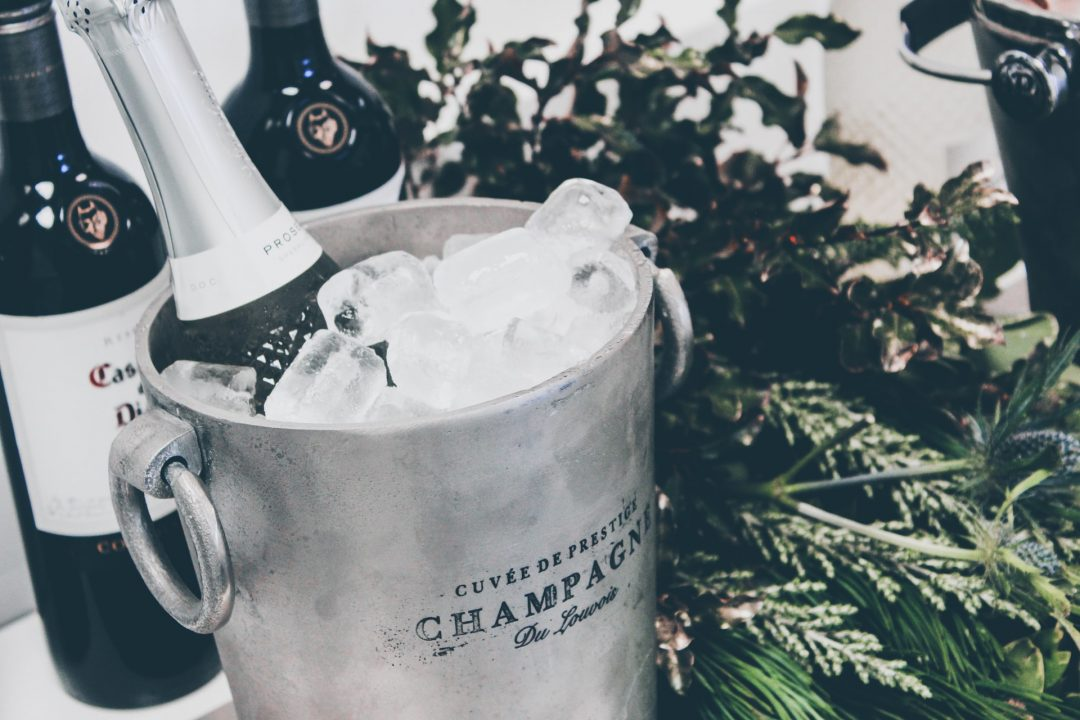 Prosecco Ice Bucket for Wedding Party
