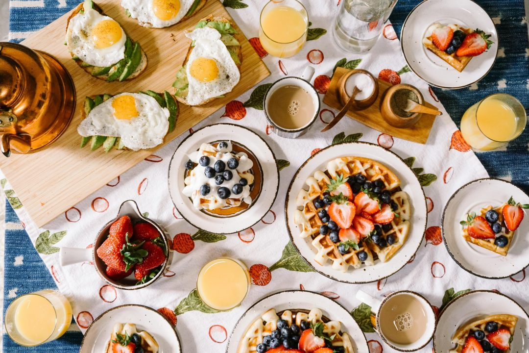 Bottomless brunch sweet treats for hen party