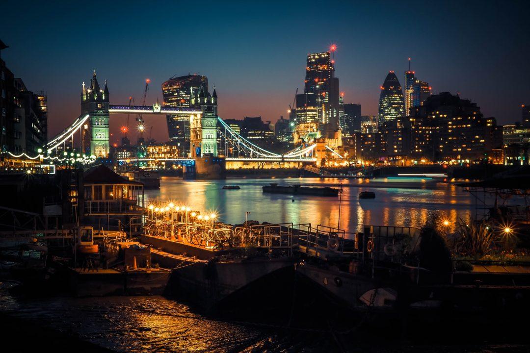 London sightseeing city break
