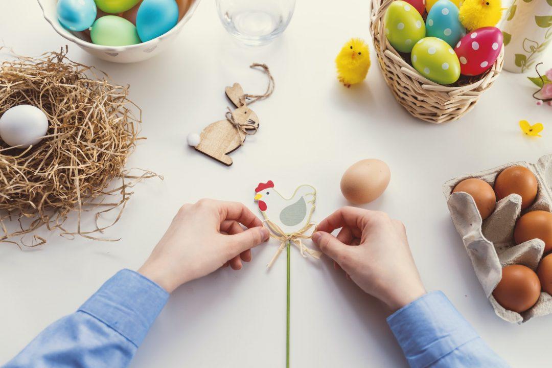 Wedding entertainment for kids - children's Easter activity packs