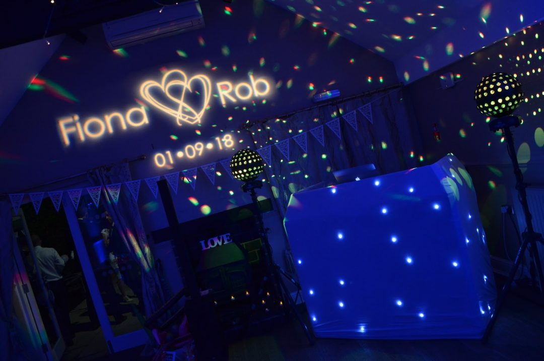 Personalised EPIC Wedding DJ Package at the Priest House Hotel Derbyshire