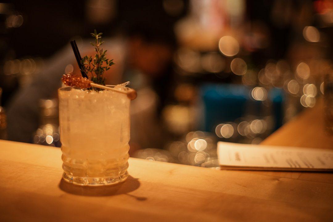 Personalised EPIC wedding signature cocktail idea